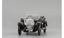 Rolls-Royce Персональный автомобиль В.И. Ленина, масштабная модель, DiP Models, scale43