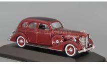 ЗИS 101А (1936), бордовый, масштабная модель, IST Models, scale43