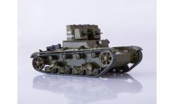 Т-26 (1931), Наши танки №13, журнальная серия масштабных моделей, MODIMIO Collections, scale43