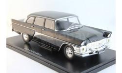 Легендарные советские Автомобили №2 ГАЗ-13 'Чайка', масштабная модель, Hachette, 1:24, 1/24