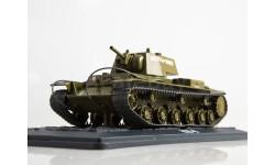 Наши Танки №20, КВ-8, журнальная серия масштабных моделей, MODIMIO Collections, 1:43, 1/43