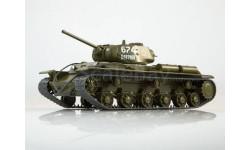 Наши Танки №22, КВ-1С, журнальная серия масштабных моделей, MODIMIO Collections, 1:43, 1/43