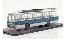 троллейбус SKODA 14TR Eberswalde 1981 Blue/White, масштабная модель, Tatra, Premium Classixxs, 1:43, 1/43