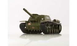 Наши Танки №17, СУ-152, журнальная серия масштабных моделей, MODIMIO Collections, scale43