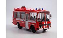 Наши Автобусы. Спецвыпуск №2, АГ-12(3205), журнальная серия масштабных моделей, scale43