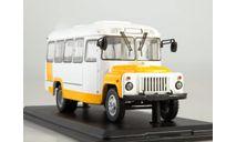 КАвЗ-3270 (бело-жёлтый), масштабная модель, Start Scale Models (SSM), scale43