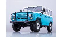 УАЗ-31514, масштабная модель, Start Scale Models (SSM), scale18