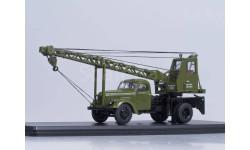 АК-75 (на шасси ЗИЛ-164), хаки