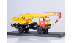 Автокран КС-3577 (5337) Мосметро, масштабная модель, Start Scale Models (SSM), scale43