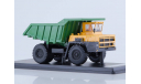БЕЛАЗ-7522 карьерный самосвал, масштабная модель, 1:43, 1/43, Start Scale Models (SSM)
