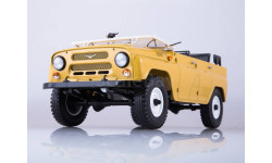 УАЗ-469 (31512) бежевый (открытый), масштабная модель, Start Scale Models (SSM), scale18