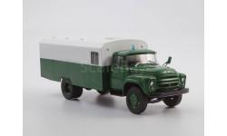 Легендарные грузовики СССР №37, ЗИЛ-130Г-АЗ