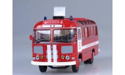 ПАЗ-672М пожарный штабной