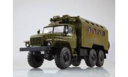 Легендарные грузовики СССР №27, К4320