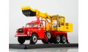 Экскаватор-планировщик UDS-110 (на шасси Tatra-148), масштабная модель, Start Scale Models (SSM), scale43