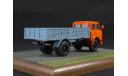 Легендарные грузовики СССР №20, МАЗ-5335, журнальная серия масштабных моделей, scale43
