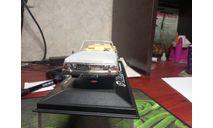 Горький-14-05 Чайка Фаэтон, серый, масштабная модель, Наш Автопром, scale43, ГАЗ