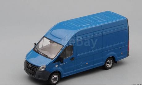 ГАЗель Next A31R32 фургон, синий, масштабная модель, Наш Автопром, scale43