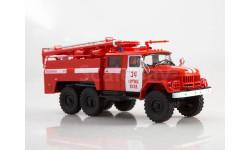 Легендарные грузовики СССР №1, АЦ-40(131)-137, журнальная серия масштабных моделей, scale43