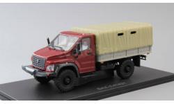 ГАЗ С41 А21(2), бордовый, масштабная модель, Наш Автопром, scale43