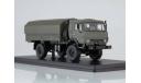 КАМАЗ-4350 4х4 Мустанг (с тентом), масштабная модель, Start Scale Models (SSM), scale43