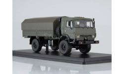 КАМАЗ-4350 4х4 Мустанг (с тентом)