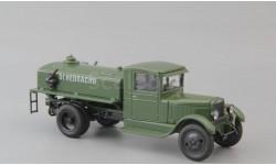 ЗИС-5 БЗ-42М, темно-зеленый, масштабная модель, Наш Автопром, scale43