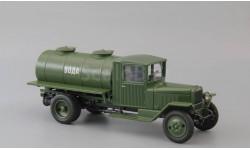 ЗиС-5В АЦ Вода, зеленый, масштабная модель, Наш Автопром, scale43