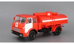 МАЗ-5334 АС-8 ПО, красный, масштабная модель, 1:43, 1/43, Наш Автопром