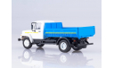 ГАЗ- 35072, масштабная модель, Наши Грузовики, scale43