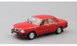 Горький 3110, красный, масштабная модель, Наш Автопром, scale43, ГАЗ