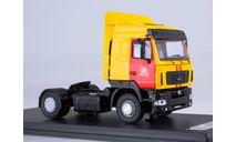 МАЗ-5440 Мосметро, масштабная модель, Start Scale Models (SSM), 1:43, 1/43