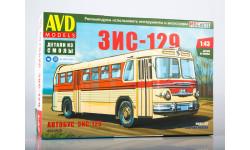 Сборная модель ЗИС-129, сборная модель автомобиля, 1:43, 1/43, AVD Models