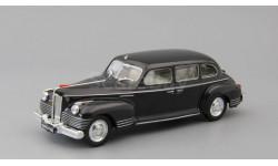 ЗИС 110, черный, масштабная модель, Наш Автопром, scale43