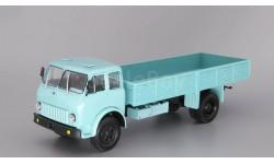 МАЗ-500Г бортовой, голубой
