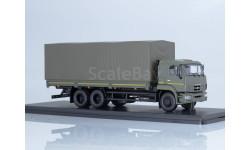 КАМАЗ-65117 бортовой (рестайлинг)