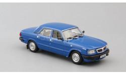 Горький 3110, синий, масштабная модель, Наш Автопром, scale43, ГАЗ
