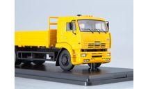 КАМАЗ-65117 бортовой, масштабная модель, 1:43, 1/43, Start Scale Models (SSM)
