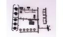 Сборная модель МАЗ-205 самосвал, сборная модель автомобиля, AVD Models, scale43