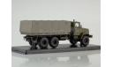 КРАЗ-260 бортовой (поздний), масштабная модель, Start Scale Models (SSM), scale43