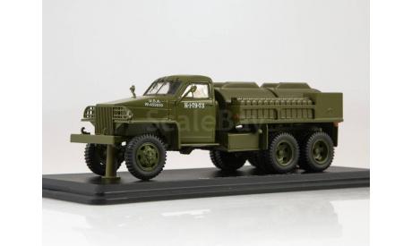 Studebaker US6 U5 цистерна, масштабная модель, Start Scale Models (SSM), scale43