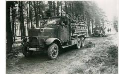 1 : 35  Грузовой автомобиль Krupp  L3H 163  Германия, сборная модель автомобиля, 1:35, 1/35, САМОДЕЛКА.
