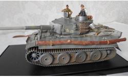 Танк  Германия   Тигр-1 образца 1942 года, сборные модели бронетехники, танков, бтт, 1:35, 1/35, Самоделка