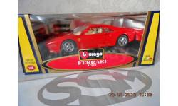 1:18 FERRARI  GTO  (1984г.  )  Раритет.