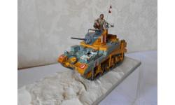 1/35  модель легкого танка М3 Стюарт 'BELLMAN'
