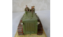1 : 35  Трактор  Сталинец - 65 с орудием А - 19  122 мм образца 1931 г., сборные модели артиллерии, scale35, Самоделка