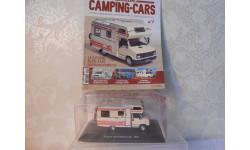1/43 Pilote R 470 Citroen C 25-1984- Hachette №1 Camping-cars