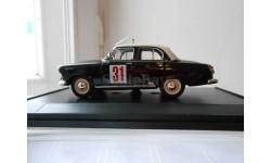 Газ 21 Волга СССР Ралли Монте Карло Monte Carlo 1964 IXO Altaya 1:43
