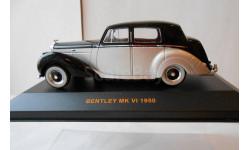BENTLEY  MK VI  1950  IXO MUSEUM, масштабная модель, 1:43, 1/43, IXO Museum (серия MUS)