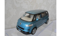 1 : 24  Автобус  Volkswagen  ' Microbus '  2001г., масштабная модель, 1:24, 1/24, Welly